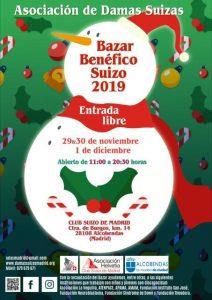 Bazar Navidad Madrid